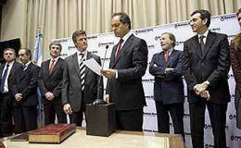 Franetovich asumió al frente del Ministerio de Asuntos Agrarios bonaerense
