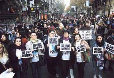 8M: un paro mundial contra la violencia machista