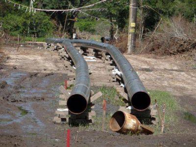Gasoducto del NEA: están cerca de completarse los ramales de aproximación y el troncal en el Chaco