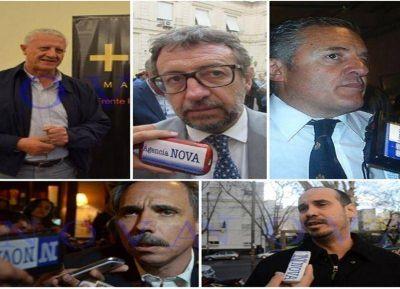 La Plata: comenzó la danza de nombres mientras toma forma el acuerdo entre Massa y Stolbizer