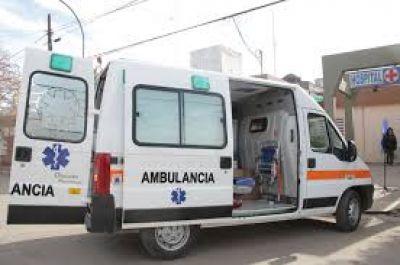 La Provincia entregará este mes 8 ambulancias equipadas al Municipio