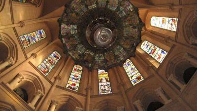 La imponente restauración de la Basílica de Luján