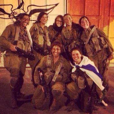Significativo aumento del número de mujeres combatientes en las Fuerzas de Defensa de Israel