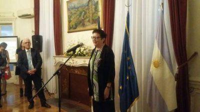 Rumania finalizó su presidencia ante la IHRA con un acto en la embajada
