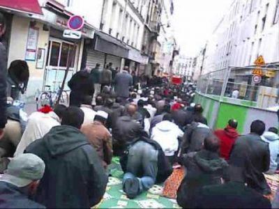 La islamización de Paris (VIDEOS)