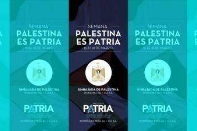 """""""Palestina es Patria"""" en Buenos Aires"""