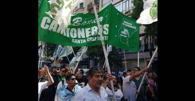 """Taboada: """"El movimiento obrero marchará las veces que sea necesario"""""""