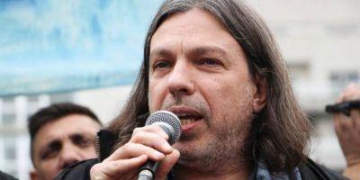 """Daniel Ricci: """"Lo que vemos desde el gobierno nacional es un desprecio por los trabajadores"""""""