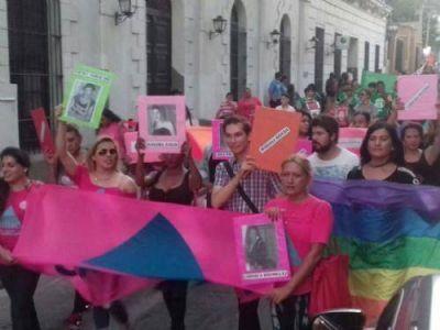 Catamarca marchó en contra de la violencia de género y la desigualdad