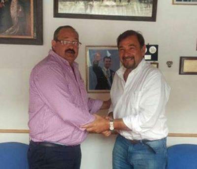 Miguel Isa se reunió con Sergio Leavy y ratificó que