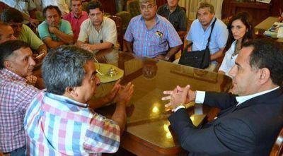 La Provincia inició las negociaciones salariales con los gremios de UPCN y ATE