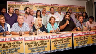 Docentes Bonaerenses: extienden el paro al jueves