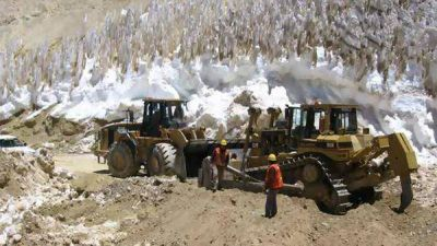 Ordenaron un operativo en el Ministerio de Ambiente por un nuevo caso de contaminación de Barrick Gold