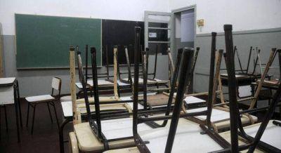 No arrancan las clases en la Provincia