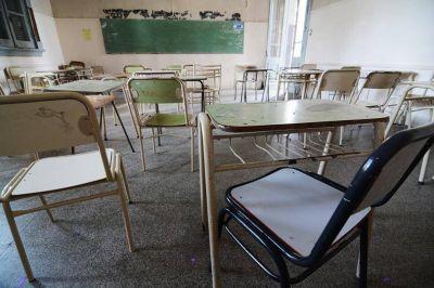 Tras otro día con una gran adhesión al paro, hoy los docentes continuarán la medida de fuerza