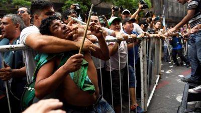 Las cuatro fallas clave de la seguridad que facilitaron los incidentes en la marcha de la CGT