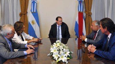 El STJ y Junta Federal de Cortes apoyan reforma judicial de Bordet