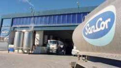 Se movilizan los camioneros por el anuncio de reestructuración de Sancor