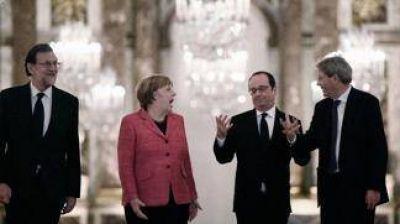 Los líderes de la UE, listos para dar una respuesta al proteccionismo de Trump