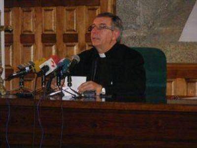 Nuevo obispo de la diócesis de Plasencia, el sacerdote José Luis Retana Gozalo