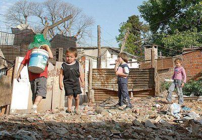 Según la UCA, la pobreza en Argentina aumentó al 32,9%