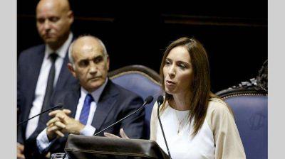 Vidal endurece la estrategia bonaerense tras anuncio de cuarto día de paro docente