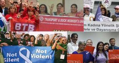 La ITF conmemoró el Día Internacional de la Mujer