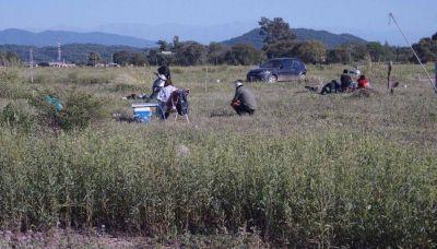 Continúa la toma de tierras en San Pedro de Jujuy