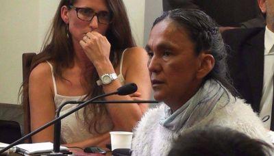 Sala presentó denuncia penal en Comodoro Py