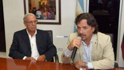Sáenz agradeció públicamente la donación de Soler