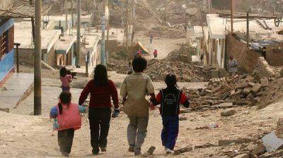 La pobreza subió al 33% en el primer año de Macri y ya afecta a 13 millones de argentinos