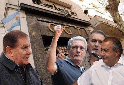 Cruje la CGT: la marcha expuso internas y Pereyra pidió un