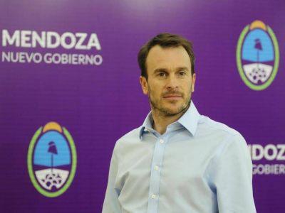 Cornejo confirmó a Lisandro Nieri como nuevo ministro de Hacienda