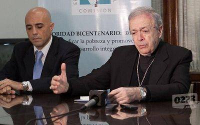 Monseñor Marino le presentó la renuncia al Papa Francisco