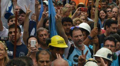La Provincia admitió deuda y asoma el acuerdo con la UEPC