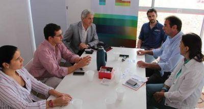 Santa Fe estrecha lazos con Holanda para abordar temas hídricos