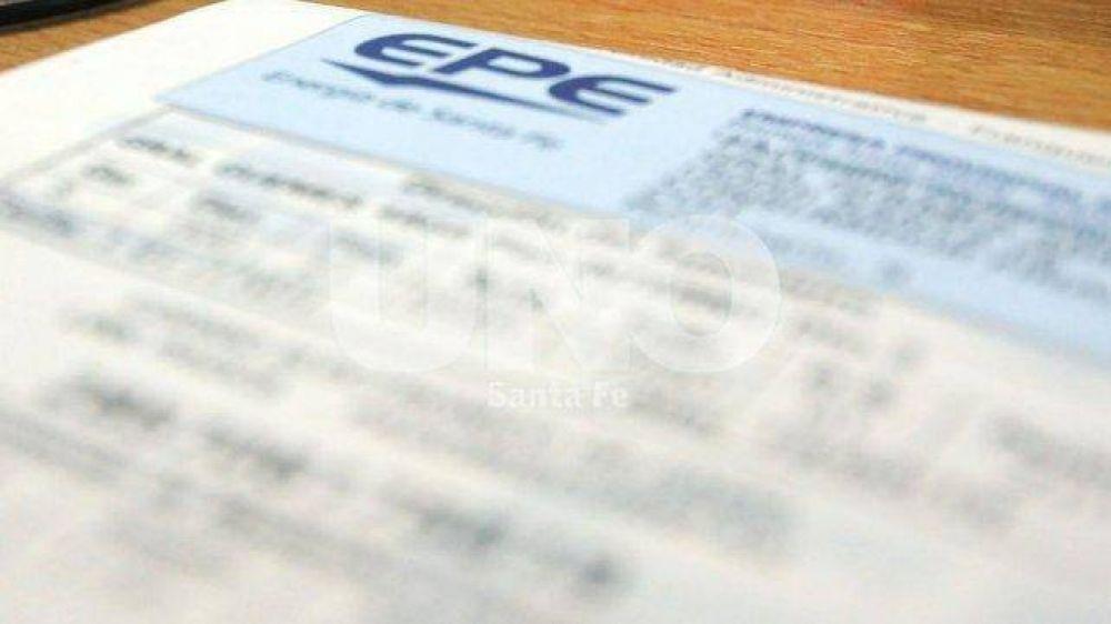 Este mes la EPE sube la luz otro 20% y la suba ya llega al 62% en el primer trimestre
