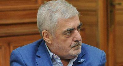 Das Neves apuntó contra el sindicato legislativo de Chubut: