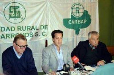 """""""Por las medidas que tomó Macri cuadruplicamos las toneladas operadas"""""""