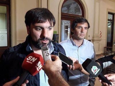 """Bossio visitó la ciudad y exhortó al peronismo a lograr """"renovación y nuevos liderazgos"""""""