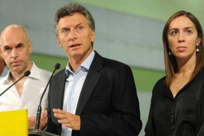 Vidal almorzó con Macri para acelerar el plan de obras en el Conurbano