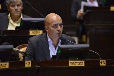 Legislador de la 4ta Sección Electoral solicita la pronta designación del Ministro de la Producción