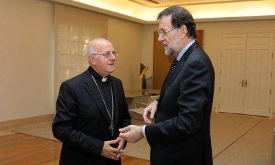 Blázquez habló con Rajoy de una posible visita del Papa Francisco a Loyola y Javier