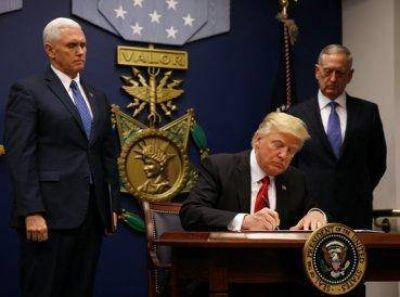 Nuevo decreto migratorio de Trump excluye como excepción a cristianos