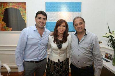 Al final volvía y pronto... Cristina le confirmó a Linares que visitará Comodoro a mediados del mes de abril