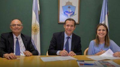 Gutiérrez acordó sumarse a la agenda 2030 de Naciones Unidas
