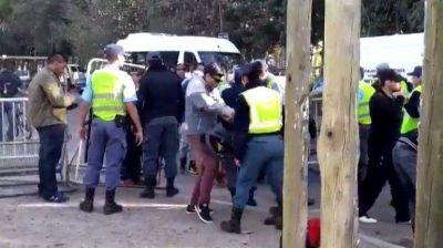 Gran operativo policial ante posibles enfrentamientos en elecciones de la Uocra