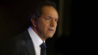 Sorpresas te da la vida…. ¿Daniel Scioli y Franco Bagnato candidatos a Intendente?
