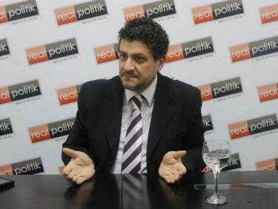 """Vidal intenta quitarle personería a los gremios docentes: """"Es un acto ilegítimo"""", dijo Árias"""
