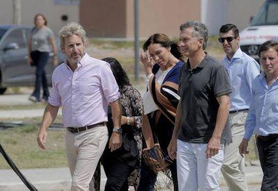 En la semana más difícil, Macri y Vidal relanzaron el Plan Procrear